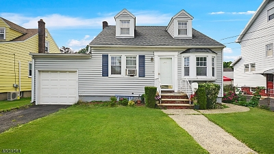 Union Twp. Single Family Home For Sale: 870 Caldwell Ave