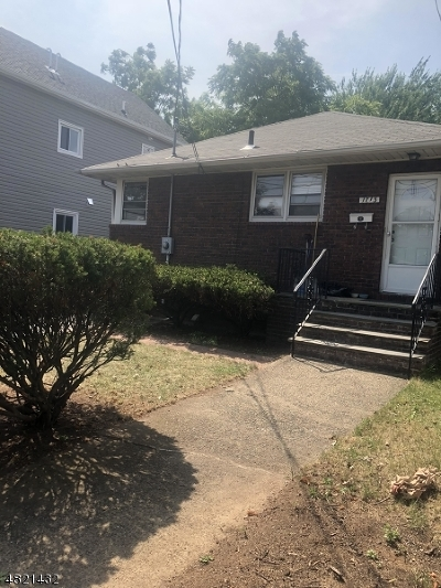 LINDEN Single Family Home For Sale: 1713 Grier Ave