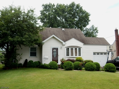 LINDEN Single Family Home For Sale: 1401 Prospect Dr