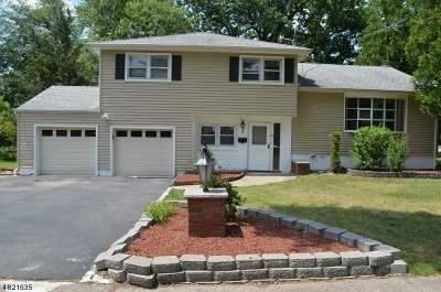 West Orange Twp. Single Family Home For Sale: 56 Crestmont Rd