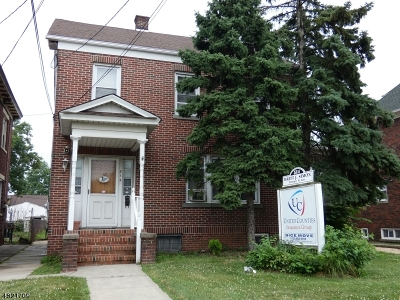 WOODBRIDGE Single Family Home For Sale: 514 Rahway Ave
