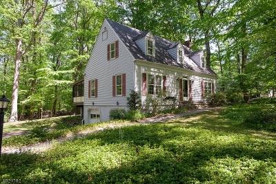 WARREN Single Family Home For Sale: 18 Flintlock Dr