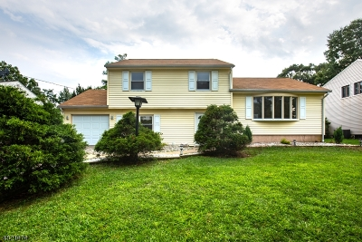 Livingston Twp. Single Family Home For Sale: 15 Belmont Dr