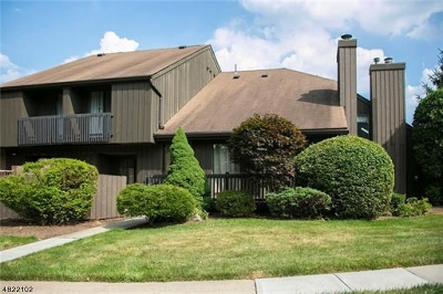 Edison Twp. Condo/Townhouse For Sale: 430 Westgate Drive