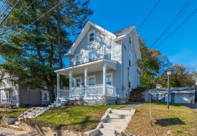 Boonton Town Multi Family Home For Sale: 230 Division St