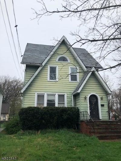 ROSELLE Single Family Home For Sale: 432 Wheatsheaf Rd