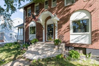 Elizabeth City Single Family Home For Sale: 18 Malden Ter