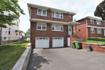 Linden City Multi Family Home For Sale: 906 W Henry St