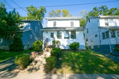 Maplewood Twp. Single Family Home For Sale: 67 Hughes St