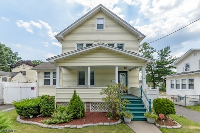 Union Twp. Single Family Home For Sale: 114 Elmwood Ave
