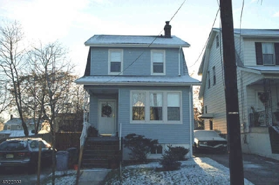 LINDEN Single Family Home For Sale: 1115 Clark St