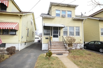 LINDEN Single Family Home For Sale: 344 Laurita St
