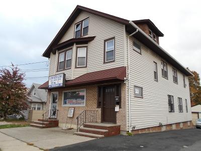 HILLSIDE Rental For Rent: 284 Long Ave