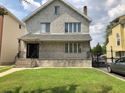 Multi Family Home For Sale: 517-519 Jersey Ave