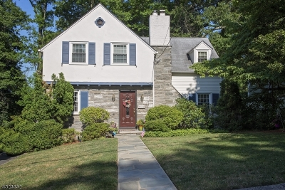 West Orange Twp. Single Family Home For Sale: 24 Dogwood Rd