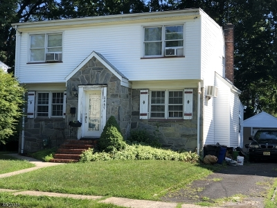 Union Twp. Single Family Home For Sale: 2467 N 3rd St