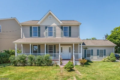 Boonton Town Single Family Home For Sale: 426 Oak St
