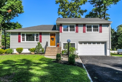 West Orange Twp. Single Family Home For Sale: 2 Rosemont Ct
