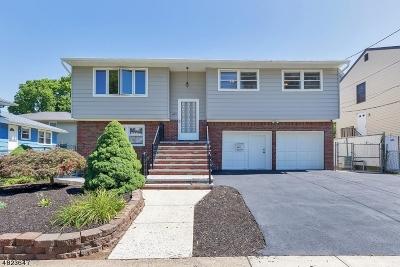 ELIZABETH Single Family Home For Sale: 643-645 Livingston Rd