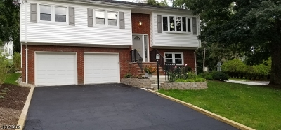 West Orange Twp. Single Family Home For Sale: 44 Fitzrandolph Rd