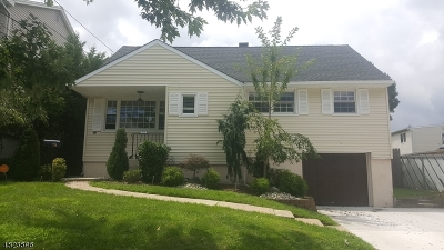 Woodbridge Twp. Single Family Home For Sale: 723 Ford Ave