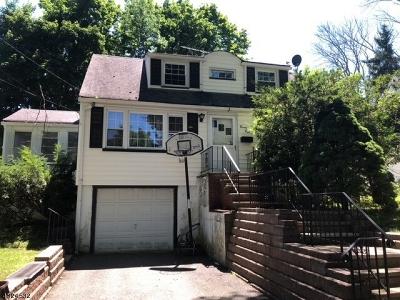 West Orange Twp. Single Family Home For Sale: 24 Sunnyside Rd