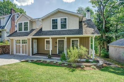 Summit City Single Family Home For Sale: 7 Clark St