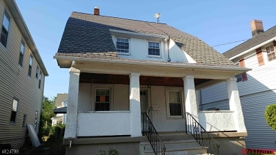Boonton Town Single Family Home For Sale: 204 Monroe St