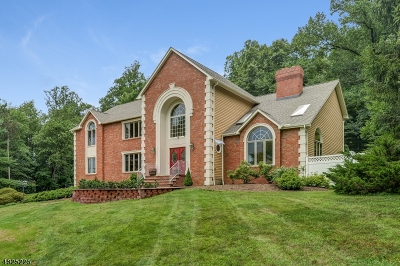 Morris Twp. Single Family Home For Sale: 3 Devonshire Court