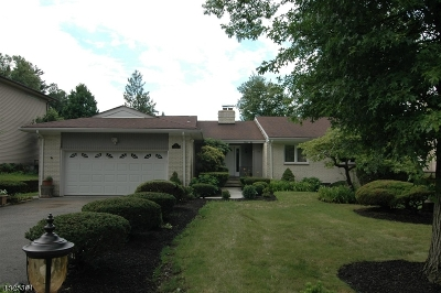 West Orange Twp. Single Family Home For Sale: 26 Lessing Rd