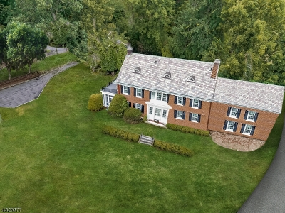 Essex County, Morris County, Union County Rental For Rent: 28 Parsonage Hill Rd