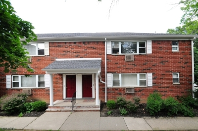 Parsippany-Troy Hills Twp. Condo/Townhouse For Sale: 2467 Route 10 #1-B