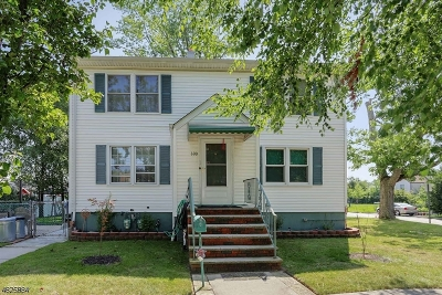 Woodbridge Twp. Single Family Home For Sale: 600 Bamford Ave