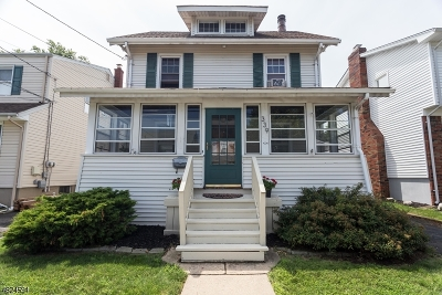 Garwood Boro Single Family Home For Sale: 339 Myrtle Ave