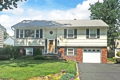 Scotch Plains Twp. Single Family Home For Sale: 2265 Sunrise Ct