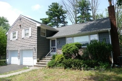 Cranford Twp. Single Family Home For Sale: 5 Martin Pl