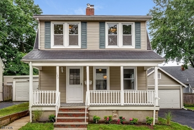 Maplewood Twp. Single Family Home For Sale: 133 Indiana St