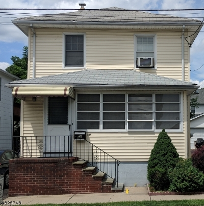 Maplewood Twp. NJ Single Family Home For Sale: $319,500