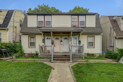 Montclair Twp. Multi Family Home For Sale: 116 Maple Ave