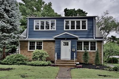 Passaic City Single Family Home For Sale