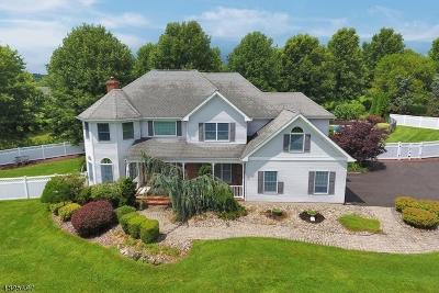 Union Twp. Single Family Home For Sale: 13 Grove Farm Rd