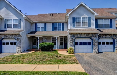 South Brunswick Twp. Condo/Townhouse For Sale: 41 Heather Ct #41