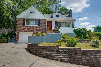 West Orange Twp. Single Family Home For Sale: 91 William St