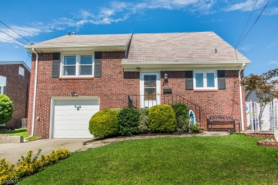 Belleville Twp. Single Family Home For Sale: 101-103 Forest St