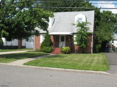 North Brunswick Twp. Single Family Home For Sale: 587 1st Ave