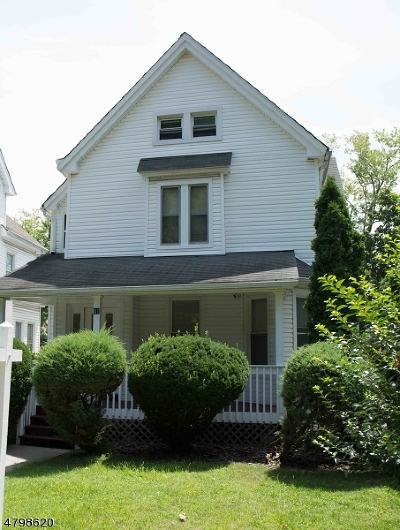 Montclair Twp. Single Family Home For Sale: 41 Forest St