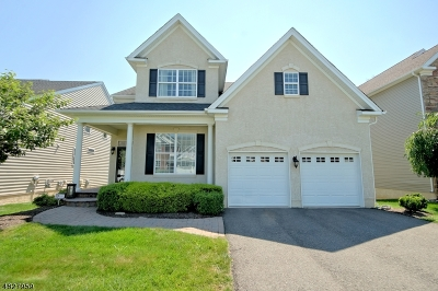 South Brunswick Twp. Single Family Home For Sale: 125 Andover Dr