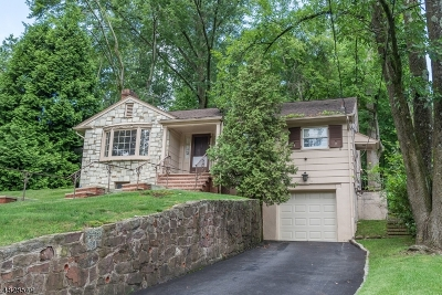 Millburn Twp. Single Family Home For Sale: 353 Wyoming Ave