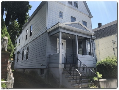 West Orange Twp. Multi Family Home For Sale