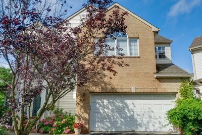 West Orange Twp. Condo/Townhouse For Sale: 1007 Smith Manor Blvd